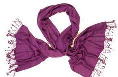 Handgeweven cashmere sjaal, fair trade