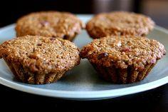 yogurt bran muffins