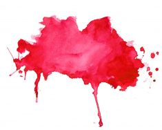 Abstract red watercolor splash texture b. Watercolor Splash Png, Watercolor Effects, Watercolor Animals, Watercolor Background, Watercolor Landscape, Abstract Watercolor, Watercolor Illustration, Watercolor Flowers, Watercolor Paintings