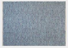 MONOQI | 120x170 Cocktail Rug - Blue