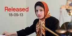 Free Nasrin Sotoudeh, Human Rights Lawyer in prison in Iran