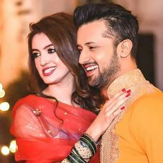 Atif Aslam Wife, Cute Couples, Sweet Couples, Islamic Videos, Celebs, Male Celebrities, Funny Love, Bollywood Celebrities, Latest Music