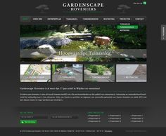 Webdesign & Webdevelopment Gardenscape