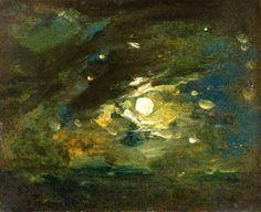 A Study of the Sky  John Constable