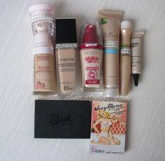 Cristina's Beauty Box   Beauty Blog : In My Makeup Box: January Makeup Box, Makeup Tips, Bourjois, Beauty Box, Nail Care, Makeup Looks, Dior, January, Nails