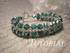 DIY Rings of Saturn Chainmaille Bracelet Tutorial Available from NiteDreamerDesigns via Craftsy Patterns