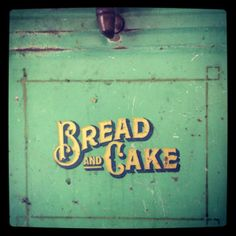 Bread and cake from @emeliaeh