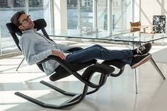 Reclining Zero Gravity Chair: Houston, We Have No Problems And Are Loving Life