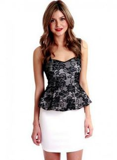 lace dress #bodycondress #peplumdress #partydress