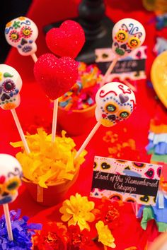 In Flight Party Ideas: The Book of Life Movie Release Party