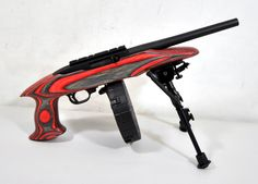 "Ruger 22 Charger Pistol Red Laminate .22 LR 10"" [Pre-Owned] $399.99 