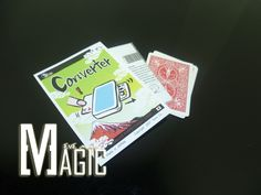 Converter by Kreis Magic  close-up street stage cards magic tricks products toys free shipping   http://www.buymagictrick.com/products/converter-by-kreis-magic-close-up-street-stage-cards-magic-tricks-products-toys-free-shipping/  US $9.95  Buy Magic Tricks