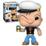 Funko POP! Animation Popeye #369 Popeye (Specialty Series) - New, Mint Condition.  https://www.supportivepc.com/funko-pop-animation-popeye-369-popeye-specialty-se  #Funko #FunkoPop #Popeye #Collectibles