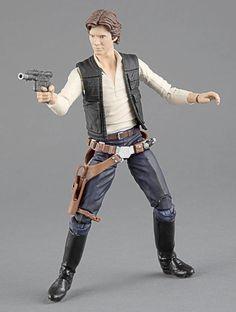 "Star Wars Black Series 6"" Han Solo"