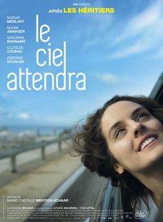 Le Ciel Attendra (Heaven Will Wait) by Marie-Castille Mention-Schaar. Poster. Piazza Grande.