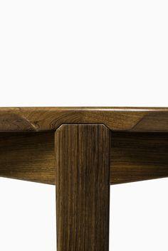 Henry Rosengren Hansen dining table model 38 at Studio Schalling