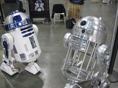 R2D2 Build Frame & Finish Star Wars Room, Star Wars Art, Star Trek, Robots Characters, Star Wars Characters, Fantasy Weapons, Sci Fi Fantasy, Film Distribution, Star Wars Droids