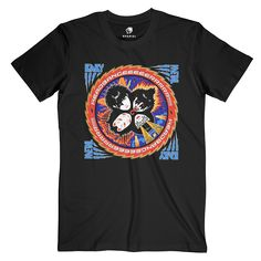 Babymetal T Shirt Kiss Graphic Tees By Volta     Tag a friend who would love this!     Get it here ---> https://eparizi.com/product/babymetal-t-shirt-kiss/