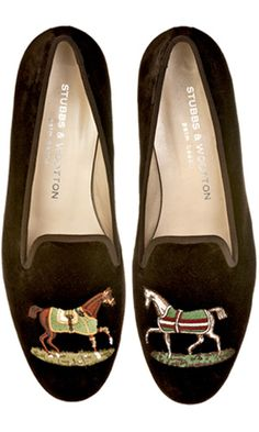 Shoes with an Equestrian Statement | The House of Beccaria