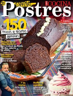 """Find magazines, catalogs and publications about """"postres"""", and discover more great content on issuu. Fondant, Chocolate, Relleno, Banana Bread, Beef, Desserts, Love, Magazines, Search"""