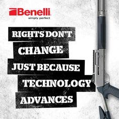 Rights don't change! #BenelliLoading that magazine is a pain! Get your Magazine speedloader today! http://www.amazon.com/shops/raeind