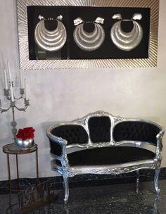 099 Kanapa SZEZLON Ludwik glamour salon sypialnia (5035288554) - Allegro.pl - Więcej niż aukcje.