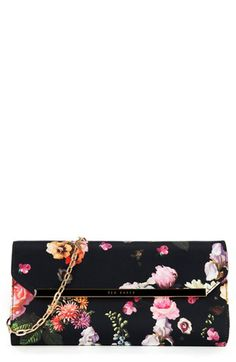 Ted Baker London Floral Clutch available at #Nordstrom
