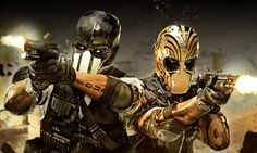 Army of Two:D.C.