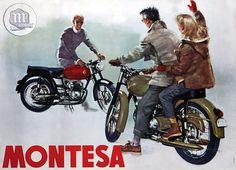 Montesa - The Art Gallery | Official Web Page Honda Motorcycles | Montesa Honda SA, Spain ± a