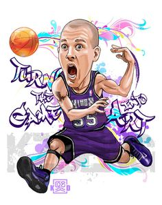 NBA Caricature Vol.1 on Behance                                                                                                                                                                                 More