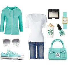 """""""Cute for a day of errands!"""" by chelseawate on Polyvore"""
