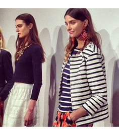 In Case You Missed It: The Best Instagram Pics From Fashion Week via @WhoWhatWear
