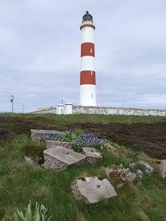 Tarbet Ness Lighthouse