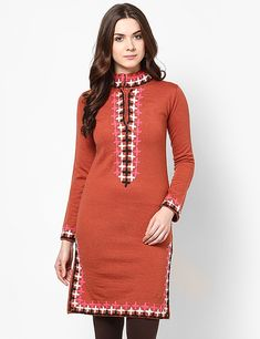 Different Types of Necklines to Try in your Kurtis - LooksGud.in