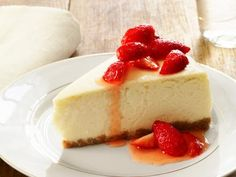 From lightened-up cheesecake and brownies to tempting fruit desserts, we've got a healthy sweet finish for any meal.