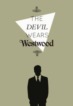 The devil wears Westwood.