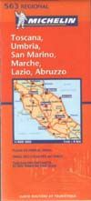 Slow Travel Italy - Maps, map scale, regional TCI, provincial, city, driving…