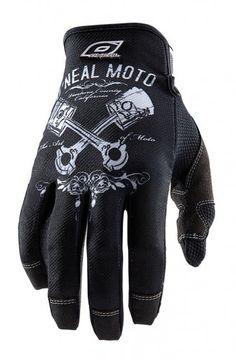 2014 O'Neal Jump Pistons Youth Dirt Bike Off-Road ATV Quad Gear Motocross Gloves
