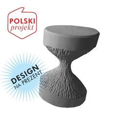 Stołek Bobra Robota! - projekt: Mowo / Mowo Studio - domplusdom.pl