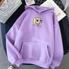 hoodie outfit Cancer Hoodie Kiss Me Bang Bang Cute Lazy Outfits, Teenage Outfits, Teen Fashion Outfits, Retro Outfits, Stylish Outfits, Girl Outfits, Purple Outfits, Tomboy Outfits, Punk Fashion