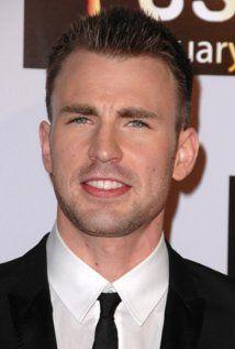 Chris Evans. Born in Boston.  The Avengers, Captain America, Robot Chicken, Scott Pilgrimvs The World...