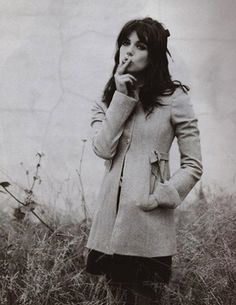 Mia Kirshner - I have the biggest girl crush on her