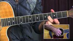 Acoustic Blues Guitar Lesson - My Favorite Acoustic Blues Guitar Lick - YouTube