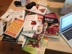 The Great Paleo and Primal Books I Like Roundup (via @Free the Animal)