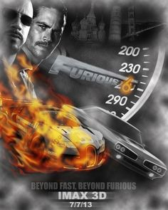 Fast and Furious 6 Official Trailer [EXTENDED] | Hollywoodland Amusement And Trailer Park