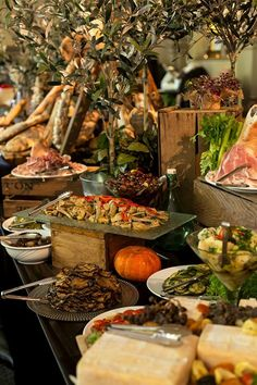 Grazing tables #Meraviglioso