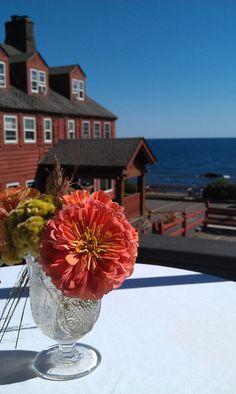 Beautiful day for a wedding! #LutsenResort #mostlybecky