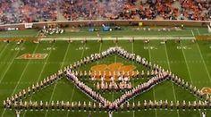 Clemson University's epic tribute to 'Mario Bros,' 'Legend of Zelda' in halftime show (video)