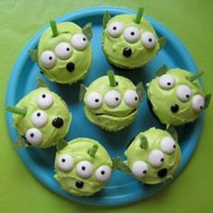 Aliens from Toy Story