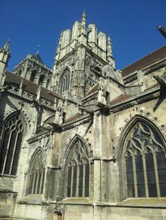 Beautiful cathedrals...also met some lovely people.